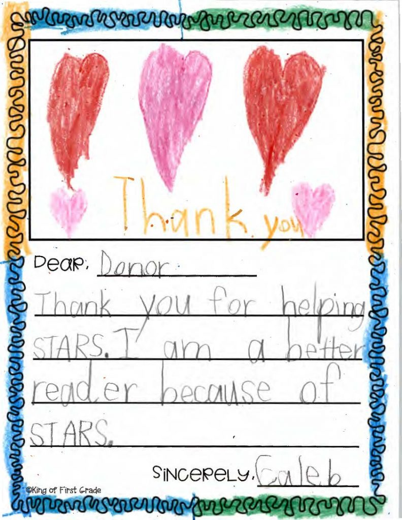 Thank You Notes Page 26